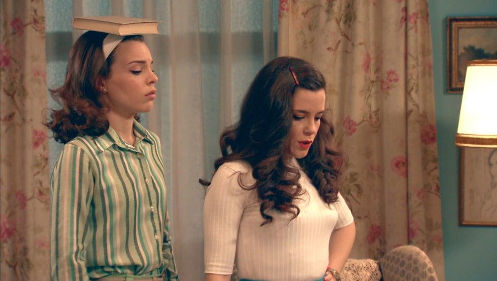 Clara da consejos a su hermana para ganar Miss Madrid