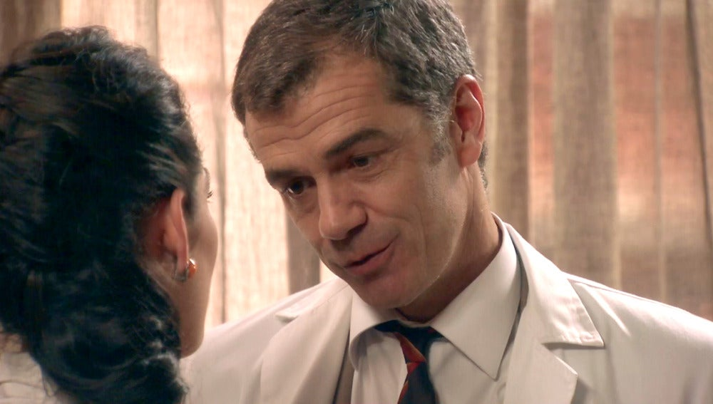 "Martos a Aitana: ""Si quisiera a Adela no te habría besado"""