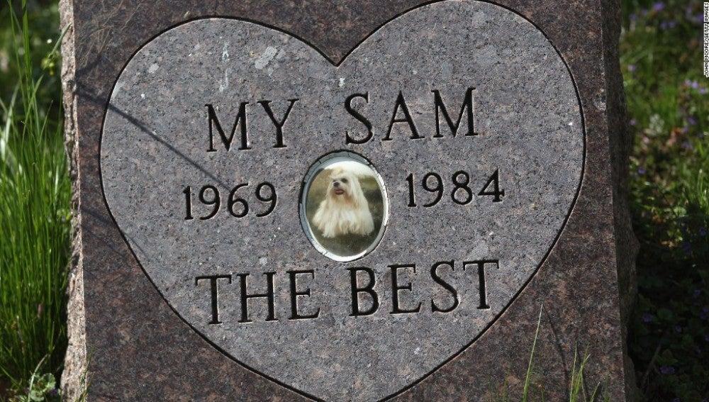 Cementerio de mascotas en Nueva York