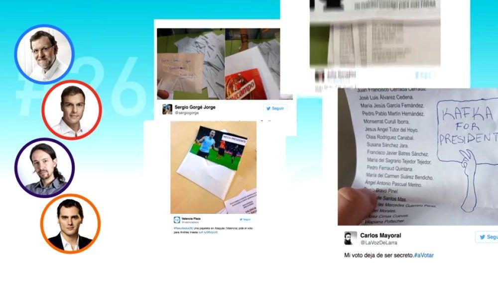 Frame 32.110782 de: En Twitter se lanzaron un millón de mensajes más que en los comicios de diciembre