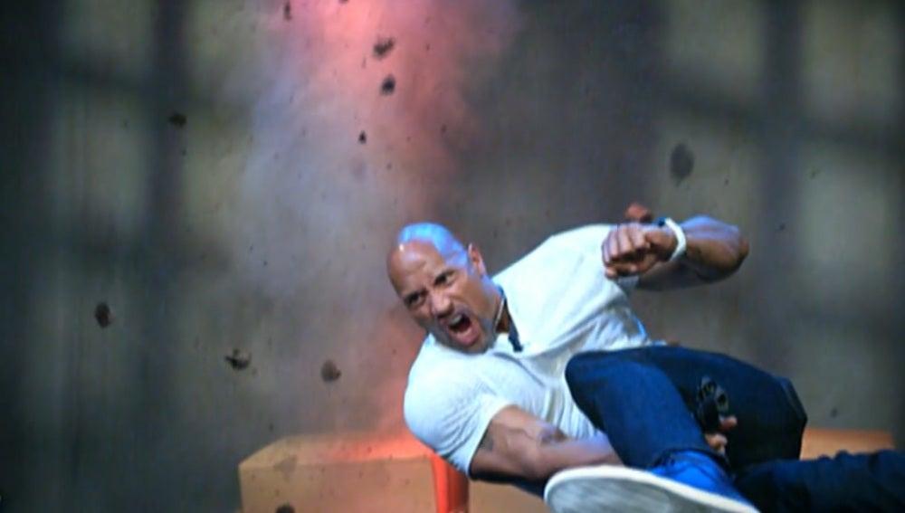 Así será la visita de Dwayne Johnson y Kevin Hart en 'El Hormiguero 3.0'