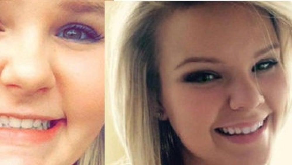 Las dos chicas matadas a tiros por su madre