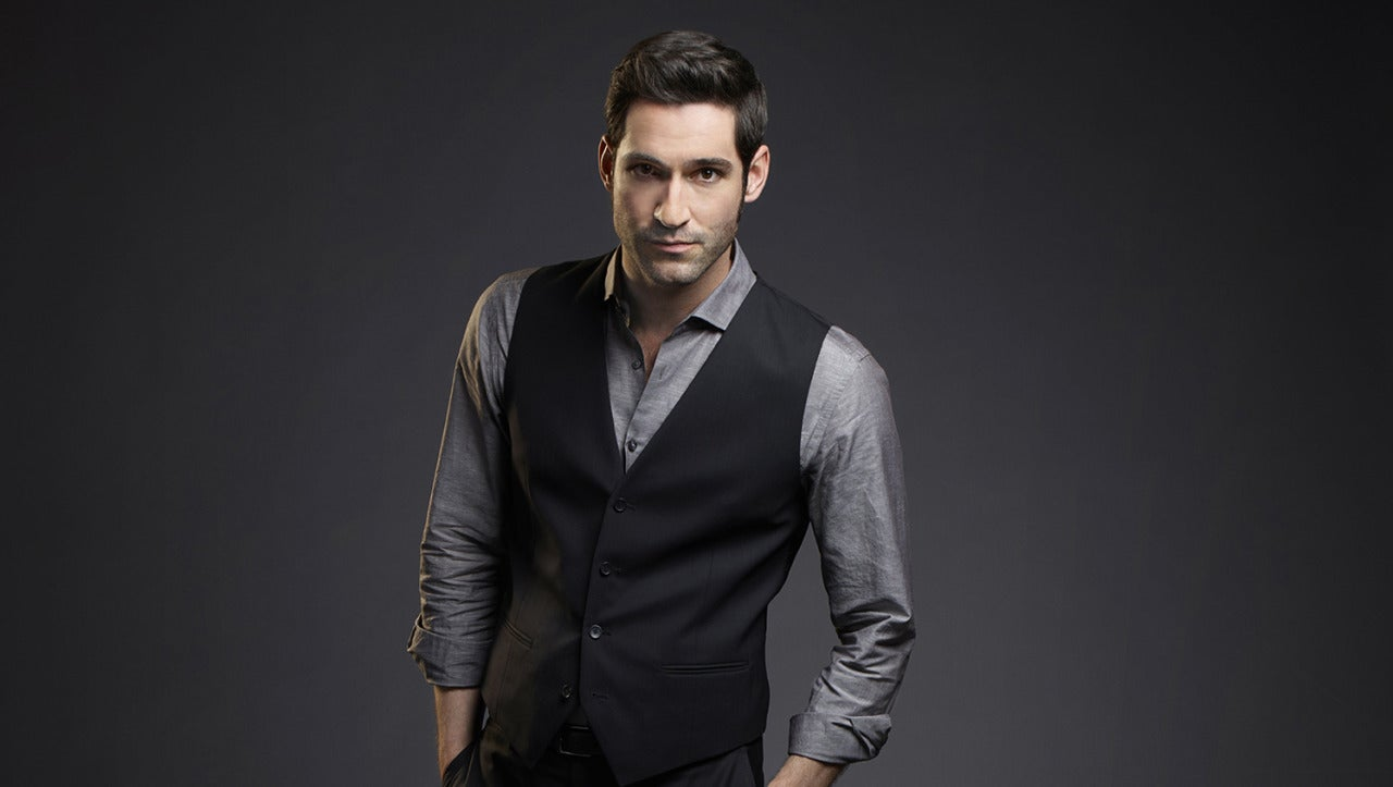 Tom Ellis es Lucifer Morningstar