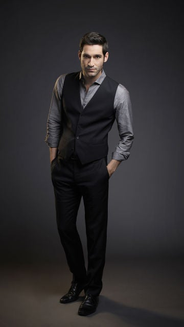 Tom Ellis es Lucifer Morningstar