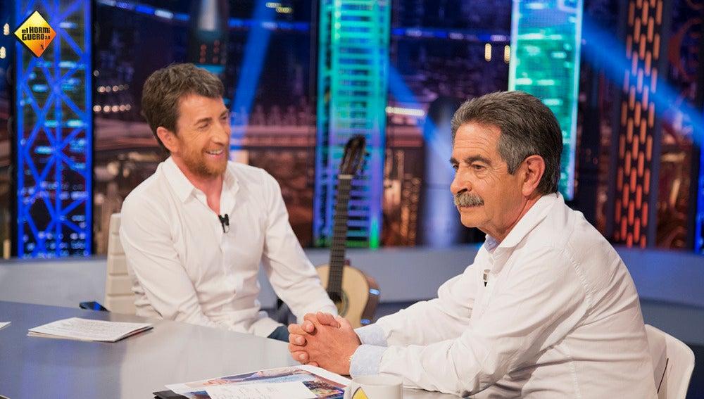 """Miguel Ángel Revilla: """"Nunca me he emborrachado"""""""