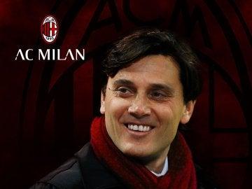 Vicenzo Montella, nuevo entrenador del AC Milán