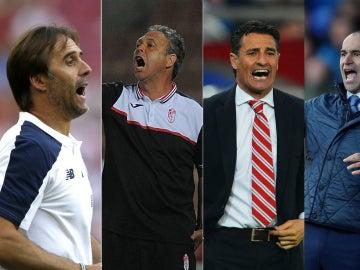 Los candidatos para el candidato de la selección española