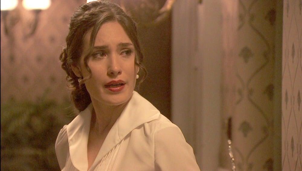 ¿Está Hernando tras los ruidos que escucha Camila?