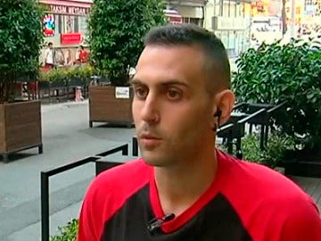 Testimonio de un español en Estambul