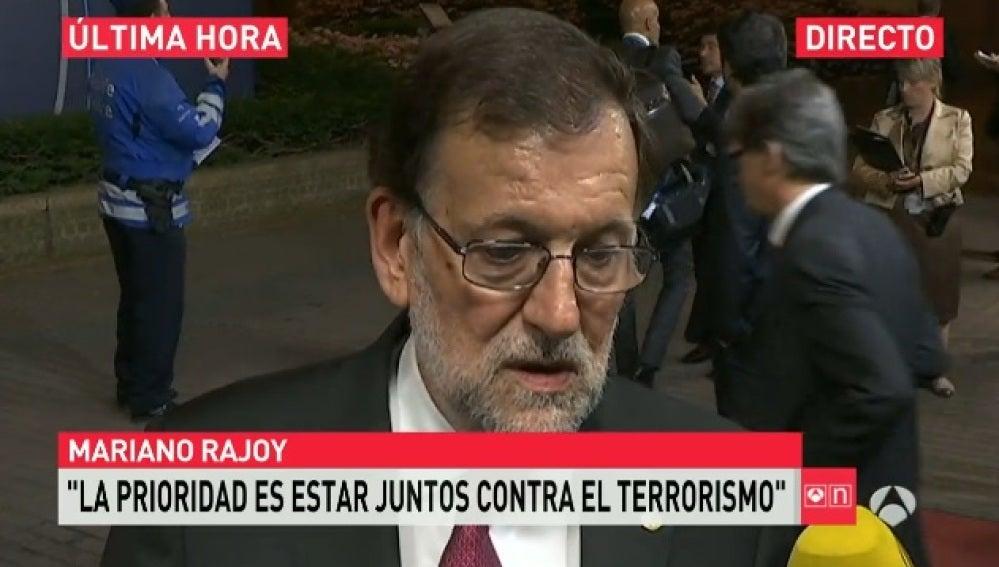 Declaraciones Rajoy