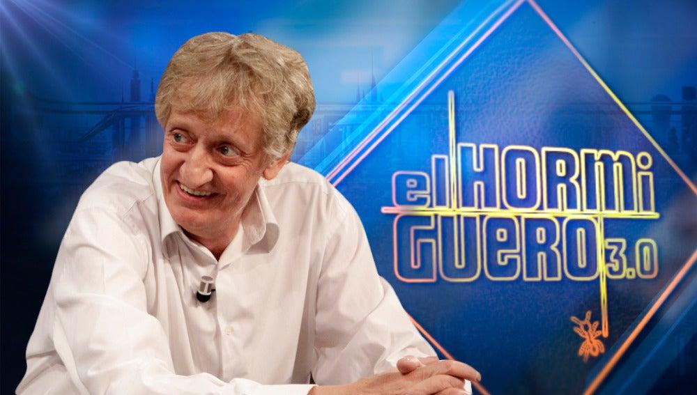 Enrique San Francisco en 'El Hormiguero 3.0'