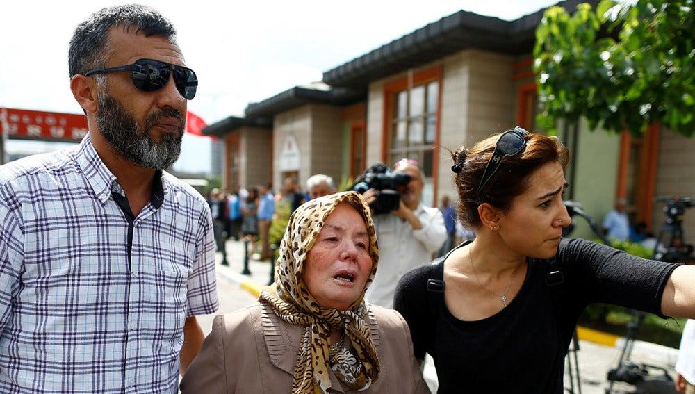 Víctimas del atentado en Estambul