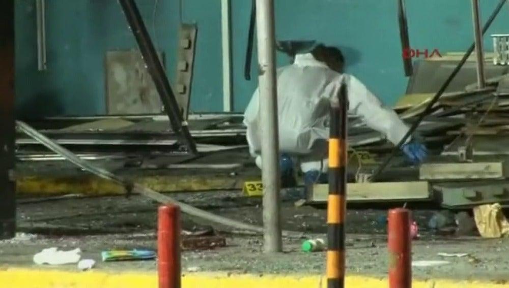 Frame 26.28544 de: El sello de Daesh se percibe en el último atentado de Estambul