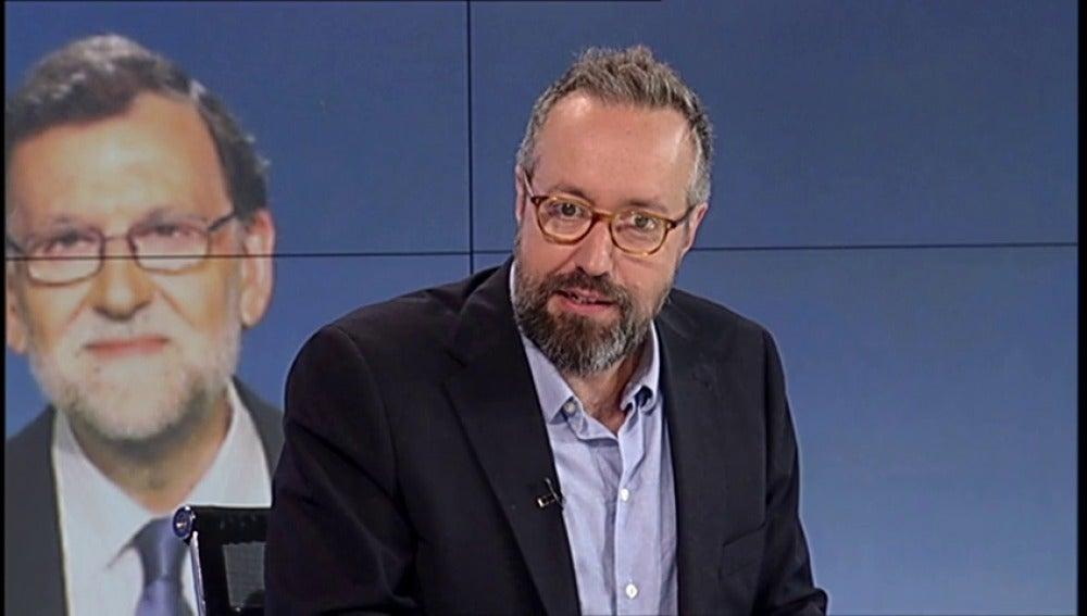 Frame 14.328125 de: Girauta plantea apoyar una investidura con una moción de confianza a dos años y Villegas mantiene el veto a Rajoy