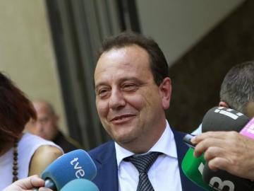 El fiscal del caso Nóos, Pedro Horrach