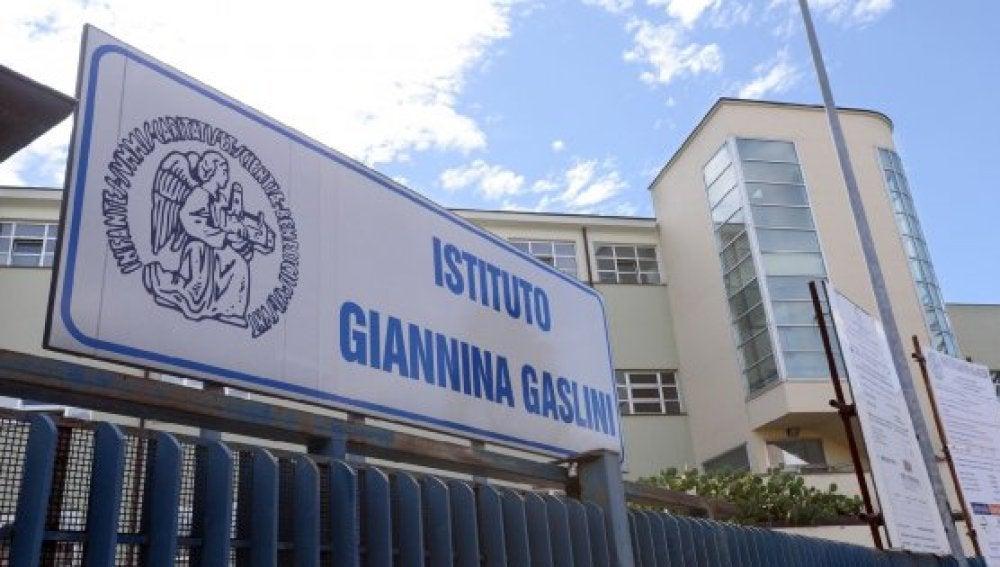 Centro hospitalario de Italia