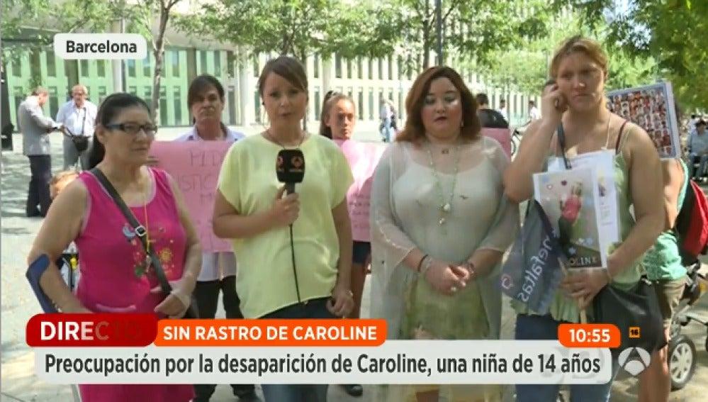 Desaparición de Caroline