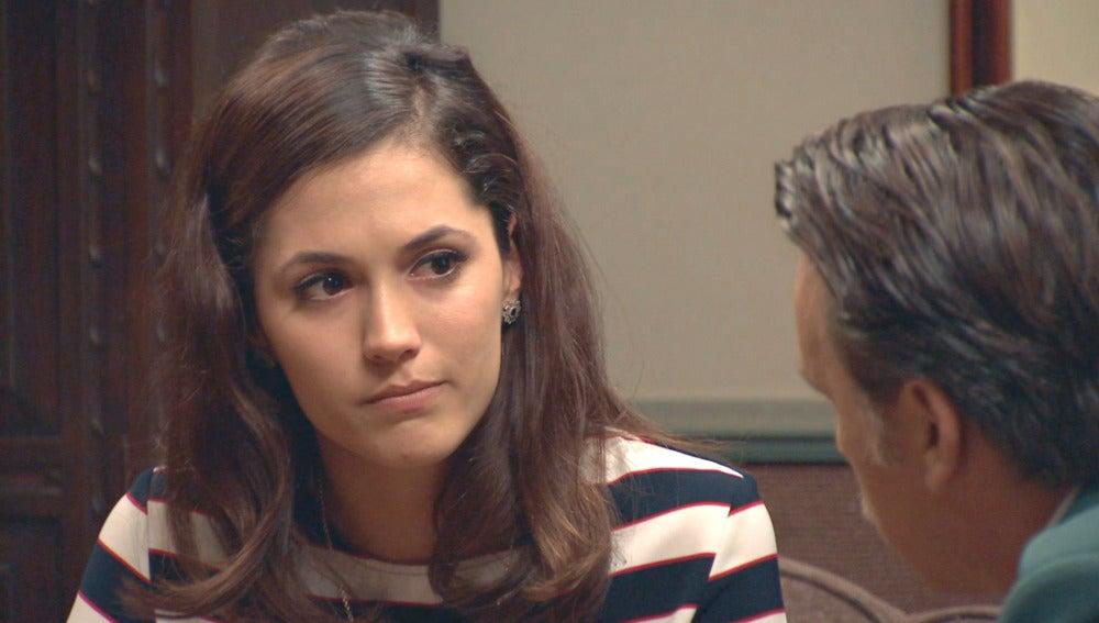 Sofía pide perdón a Tomás