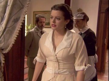 Sol acude a la fiesta por el embarazo de Candela