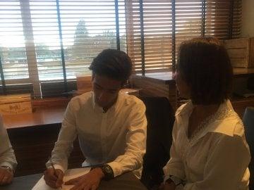 Jose Mourinho Jr. firma con el Fulham