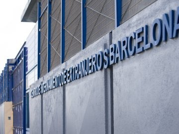 Imagen del Centro de Internamiento de Extranjeros (CIE) de la Zona Franca