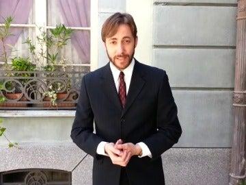 """Frame 2.545679 de: Pepe Lorente: """"Federico parece un tipo normal, pero será muy misterioso..."""""""