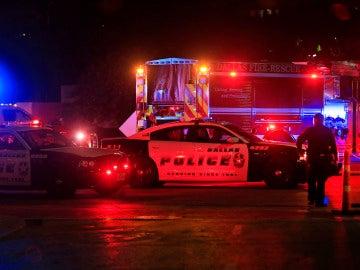 Operativo policial de Dallas