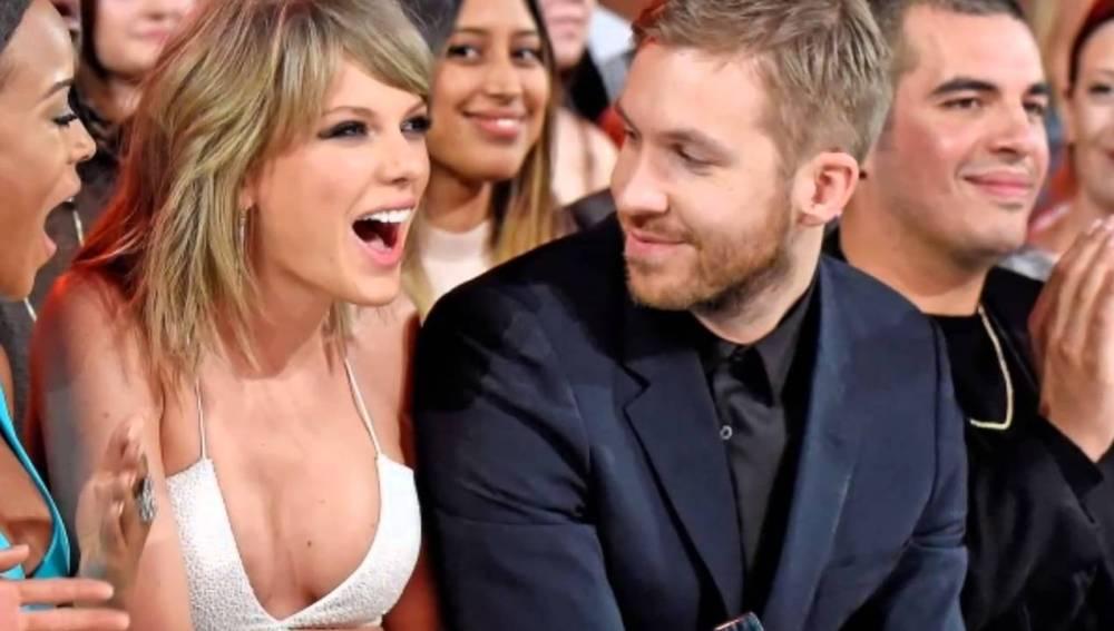 Calvin Harris le dedica 'Ole' a Taylor Swift