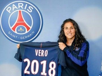Vero Boquete, nueva jugadora del PSG