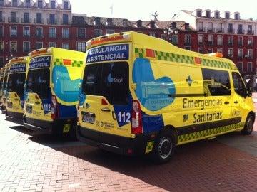 Ambulancias de Castilla y León