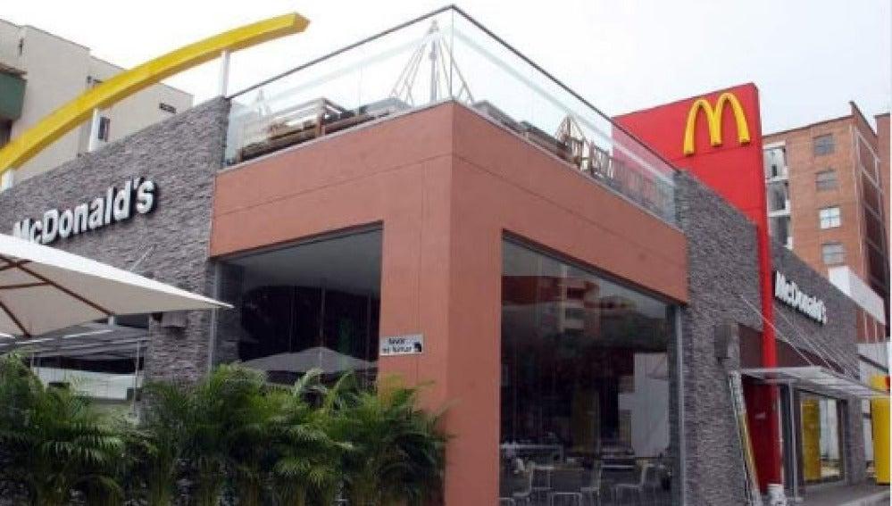 Local de McDonalds