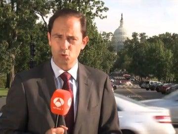 """Frame 25.99634 de: Senadores de EE.UU.: """"las relaciones con España gozan de buena salud"""""""