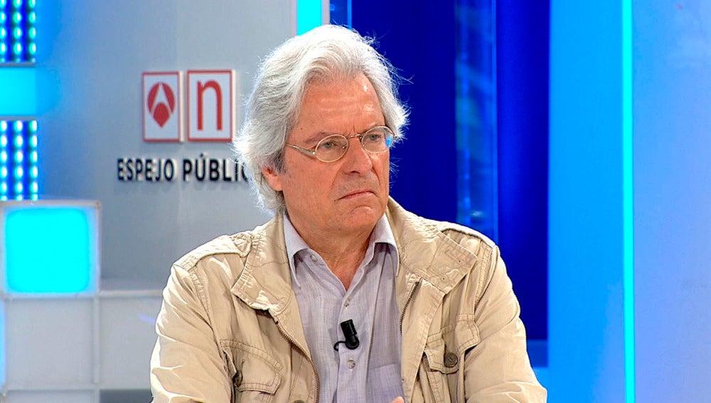 Javier Nart en Espejo Público
