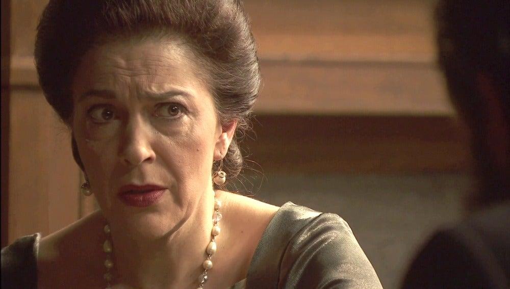 ¿Cómo ayudará Francisca a la Fundación de Sol?