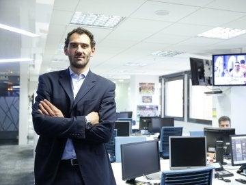 Jorge Garbajosa, nuevo presidente de la Federación Española de Baloncesto