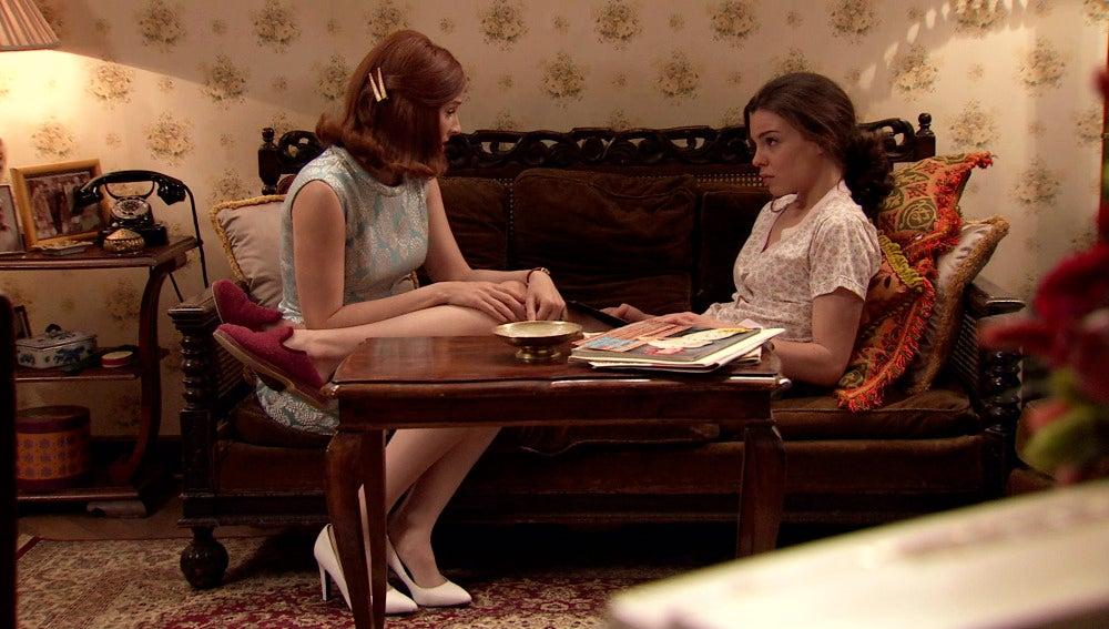 María y Loli