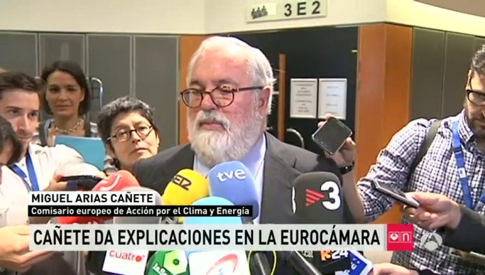 """Frame 45.228895 de: Cañete: """"Mi actuación como comisario es intachable para seguir en el cargo"""""""
