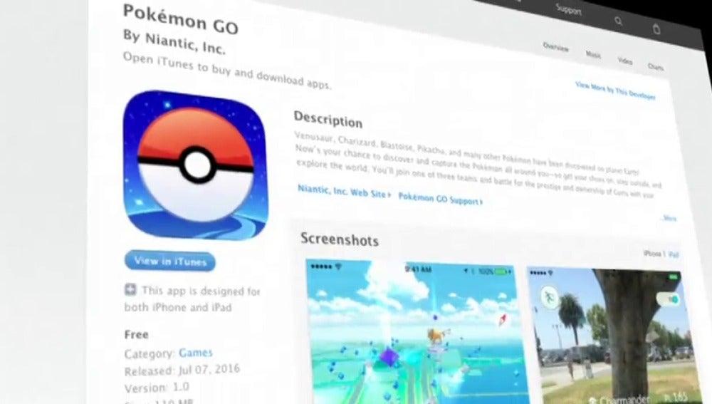 Frame 19.658494 de: Nintendo acumula una subida del 56,6% en la Bolsa de Tokio por el éxito 'Pokémon Go'