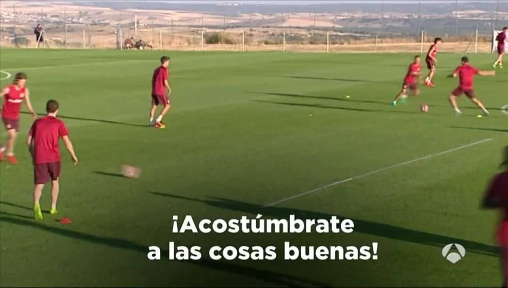 Prtemporada del Atlético