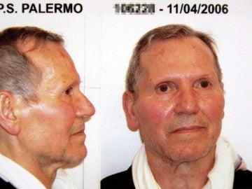 El capo Bernardo Provenzano