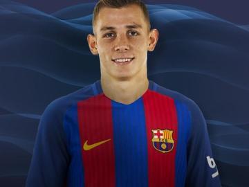 Lucas Digne, nuevo jugador del Barcelona