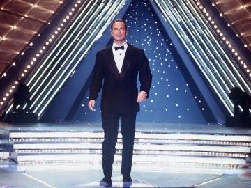 Bertín Osborne presentó 'Lluvia de Estrellas' en Antena 3