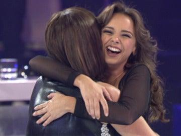 Chenoa y Carolina Ferre