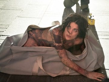 Jane Doe, en la serie 'Blindspot'