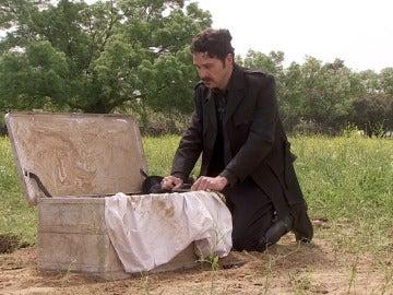 Garrigues encuentra los restos de Salvador Castro