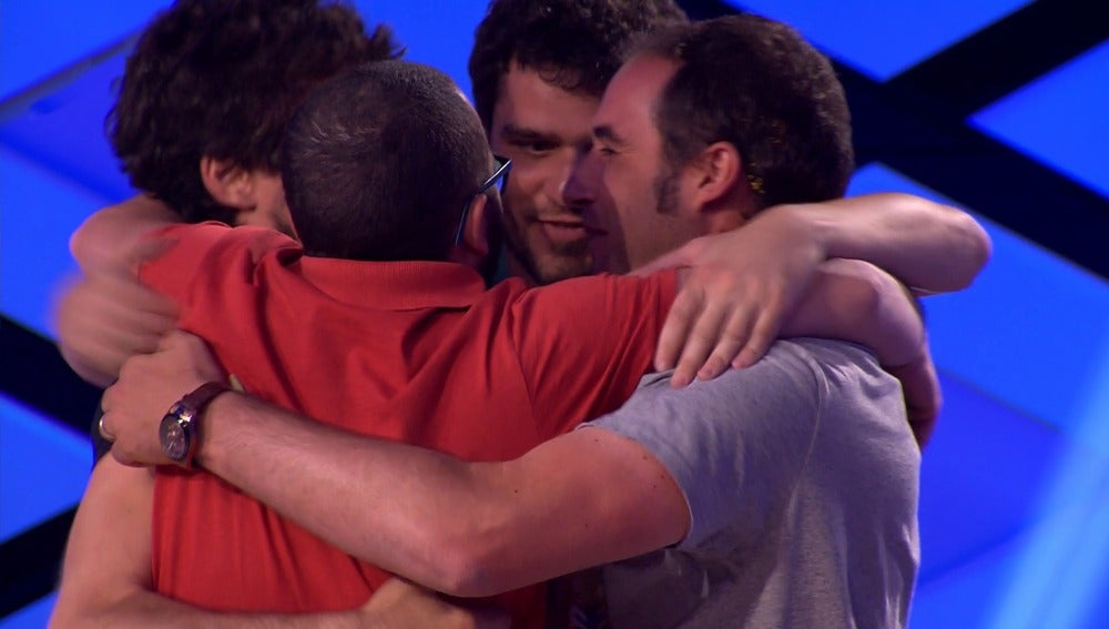 'Moco de Pavo', el nuevo equipo ganador de '¡Boom!'