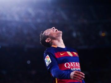 Adriano, jugador del Barcelona