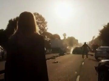Supergirl se enfrenta a Reactron