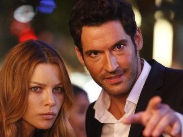 Decker y Lucifer, una extraña relación