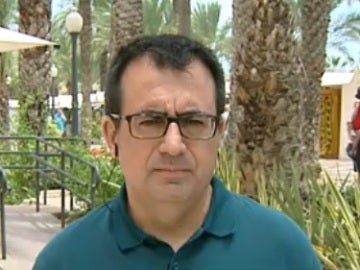 José San Martín, investigador de técnicas de inteligencia y terrorismo